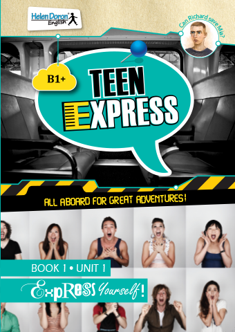 Revisa dentro - Teen Express (B1+)‎